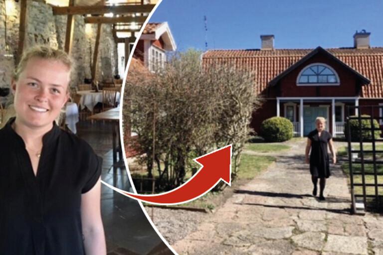 """26-åriga Lovisa tror på sin Ölandsdröm: """"Är så taggade"""""""