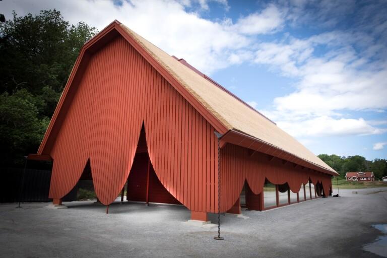 Arkitektur: Blekingebyggnad kan hamna på röd prislista