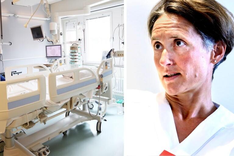 Intensivvården ställer om för att klara fler covid-patienter