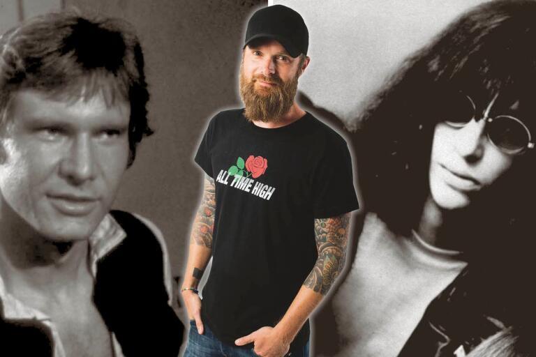 """Gustav Hendberg: """"Jag minns också min punk"""""""