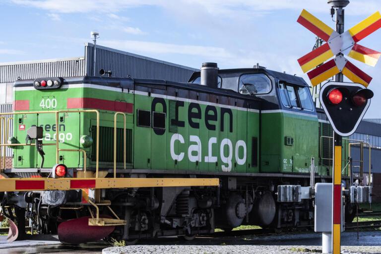 Godstransportföretaget Green Cargo måste ha miljardtillskott för att undvika kris. Arkivbild.