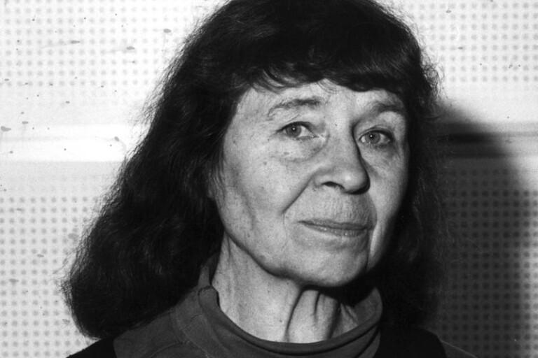 STOCKHOLM 198312052018 uppmärksammas poeten och författaren Elsa Grave, som skulle fyllt 100 år i år.