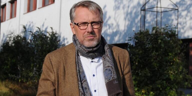 Fredrik Geijer, kommundirektör.