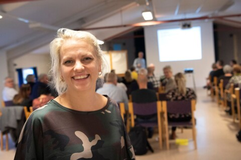 Emilie Pilthammar fick stöd av SD - men ser ingen framtid inom partiet