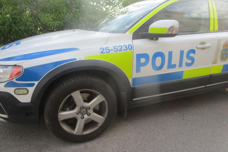 Bil stals två gånger – samma dag