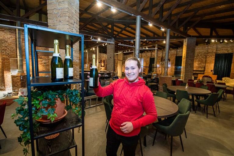 Känd dj inviger ny lounge i Karlskrona