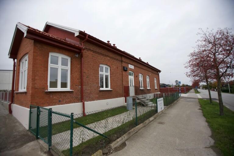 Det gamla stationshuset har renoverats - TA tittade in