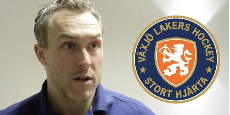 KLART: Tidigare IKO-spelare blir Växjö Lakers nya vd