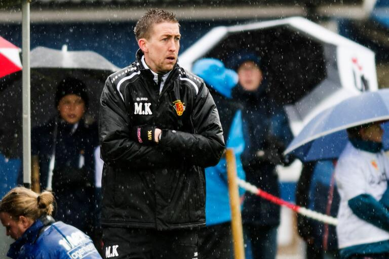 Magnus Karlsson, kanslichef på Blekinge Fotbollförbund.