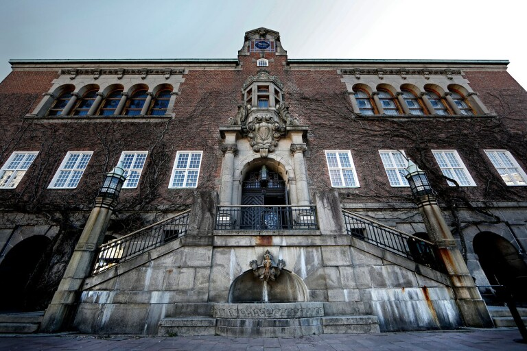Ovanligt många allvarliga brottmål i Borås tingsrätt