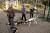 """Efterlängtad hundlekplats invigdes i Stadsparken: """"Det blev väldigt bra"""""""