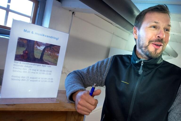 Jarl Sjunnesson driver Baggagården i Västraby framröstad som Årets Göing.
