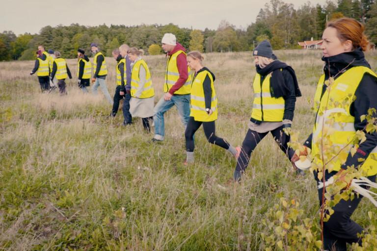 Kalmar: Akut sökinsats efter försvunna mannen