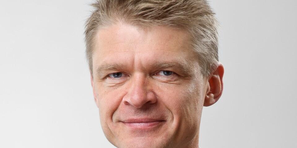 Henrik Pontén blev 54 år.