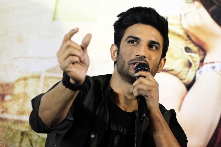 Knarkhärva skakar indiska Bollywood