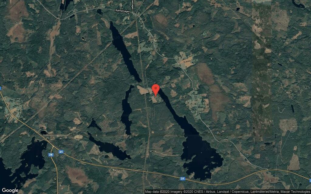 Nya ägare till 90-talshus i Lenhovda – 1659000 kronor blev priset