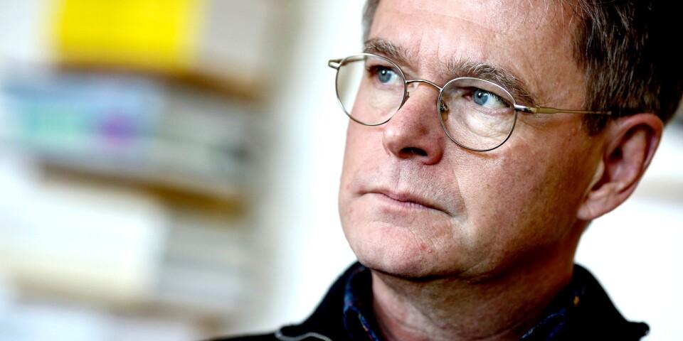 Peter Aronsson, Rektor Linneuniversitetet