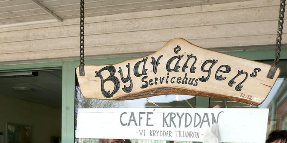 Byavångshemmet och Café Kryddan
