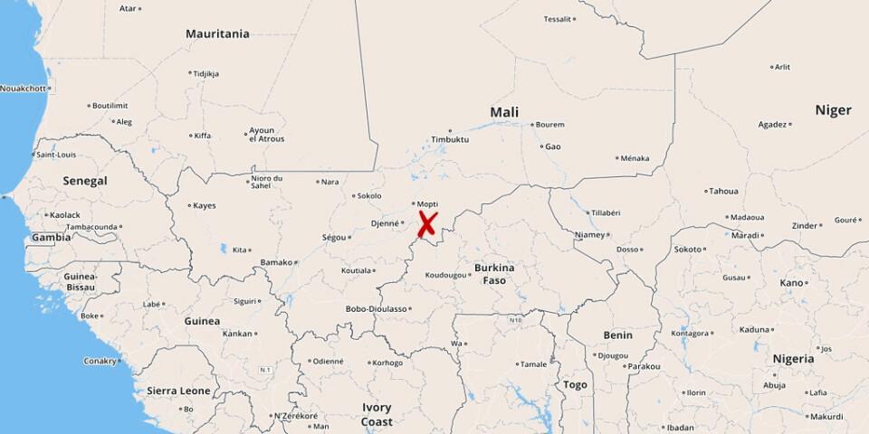 Ogossagou, Mali.