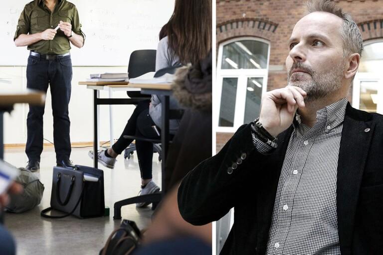 "Så coronaanpassas gymnasiet i Borås: ""Har gjort vad vi kan"""