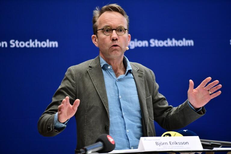 Stockholms prognos: Nära en topp
