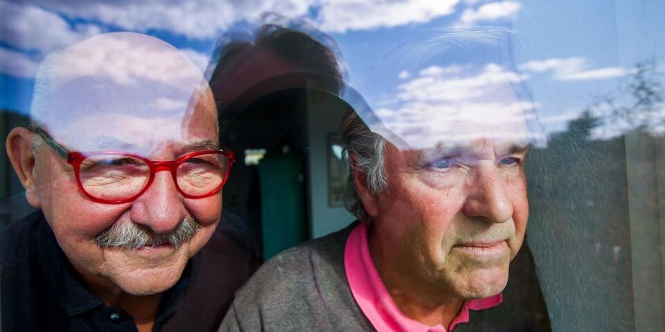 Terry Hannington och Kjell Sundquist ger den 16 april ett föredrag tillsammans med Henrik Ivre på Skillinge kapell.