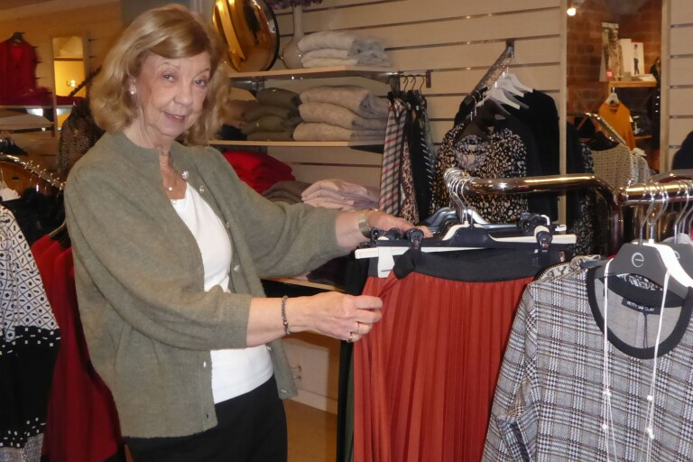 Lisbeths charmiga butik i Växjö klarade krisen