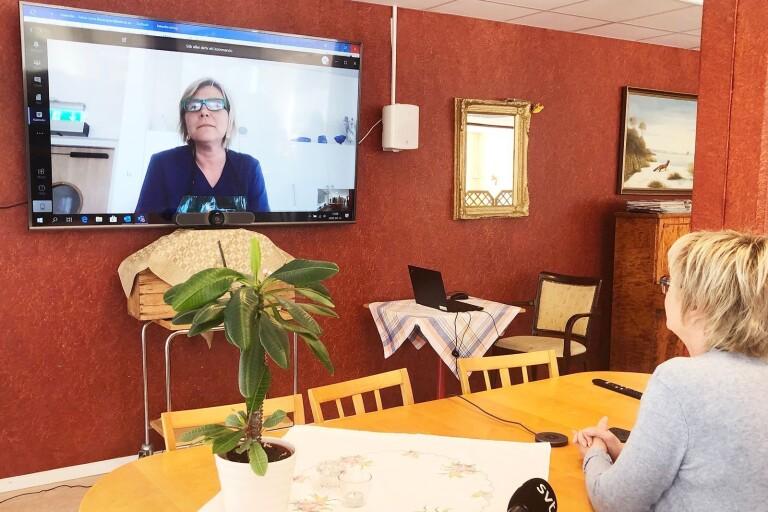 Kalmar blir modellkommun för äldreomsorgens digitalisering