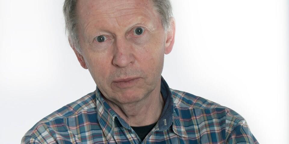 Tomas Polvall, kulturjournalist och författare.