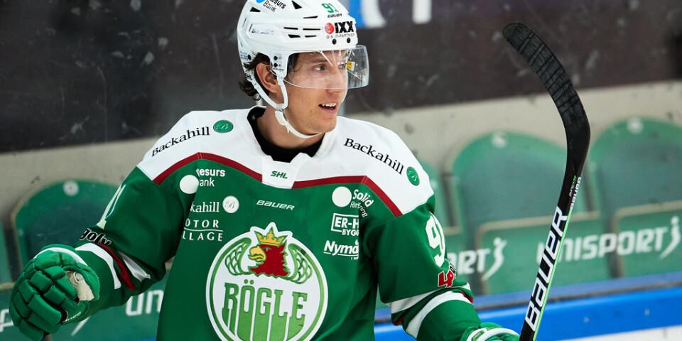 Adam Tambellini efter sitt 3–2-mål.