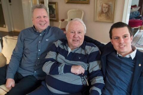 Fjärde generationen Ekberg kliver fram