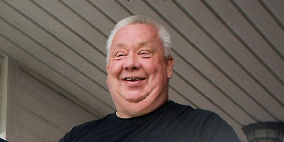 Kaj Joelsson, ordförande för Olofströmshus.
