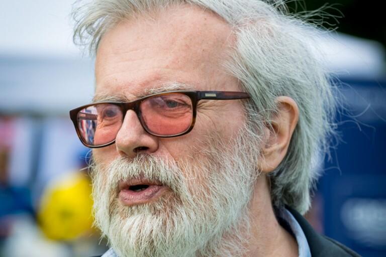 Den legendariska friidrottsexperten A Lennart Juhlin tror på svenska rekord för David Nilsson.