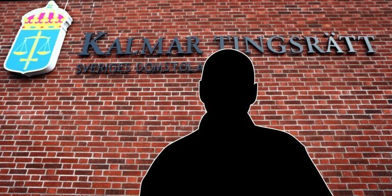 Man från Högsby kommun åtalas vid Kalmar tingsrätt