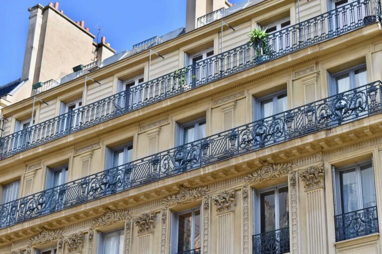 Åren som formade Paris