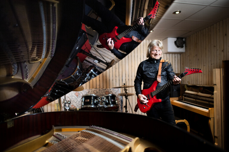 Musiken är Janne Schaffers största kärlek