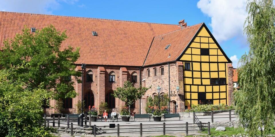 I höst ges en rad föredrag på Klostret i Ystad.