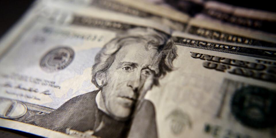 """En invånare i delstaten Texas """"råkade"""" få motsvarande 370 miljoner kronor insatt på sitt bankkonto. Det hela visade sig emellertid inte vara en anonym gåva från jultomten – utan ett misstag från hennes bank. Arkivbild."""