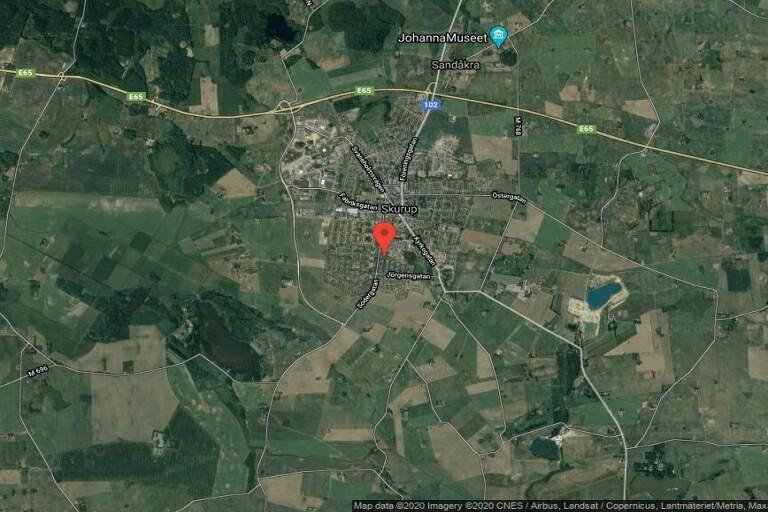 115 kvadratmeter stort hus i Skurup sålt för 2900000 kronor