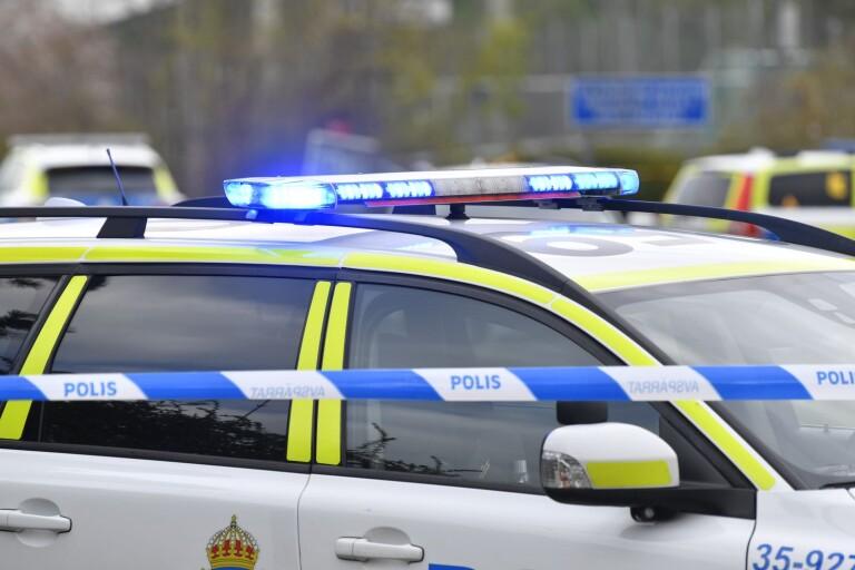 Ulricehamn: Tre män släppta efter yxattacken