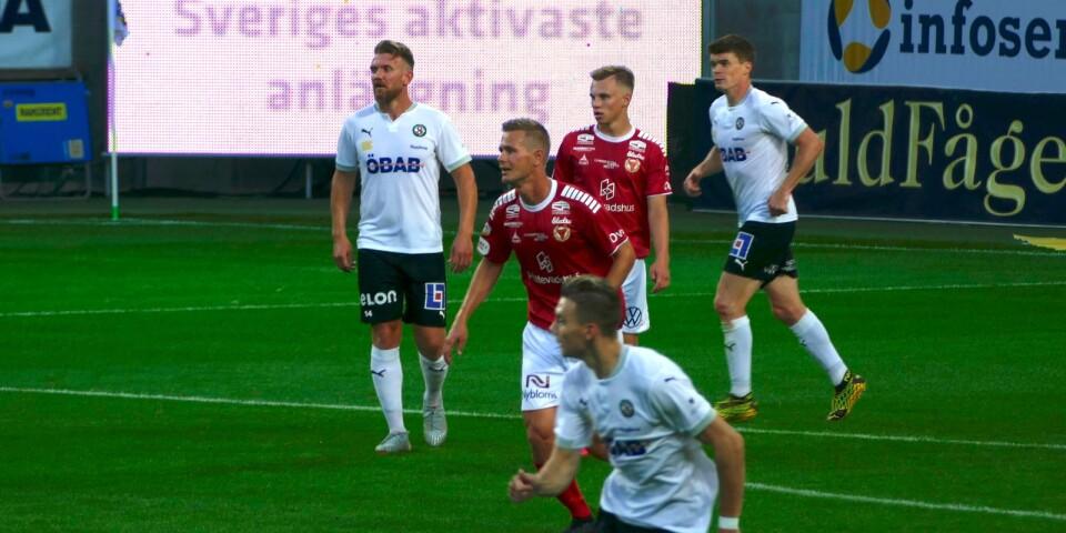 Efter sju år bär Erik Israelsson återigen Kalmar FF-dressen.
