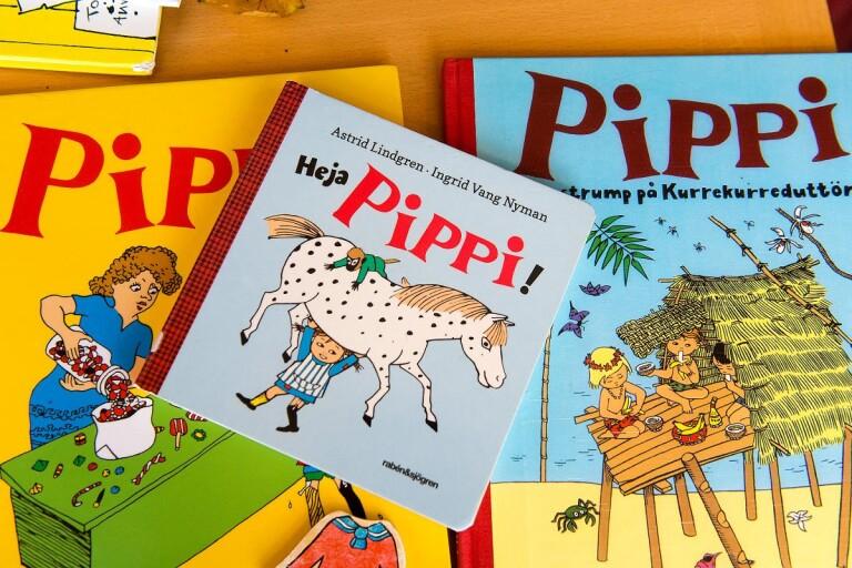 Första boken om Pippi Långstrump fyller 75 år