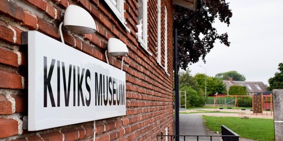 Föreläsning arrangerad av Kiviks museum.