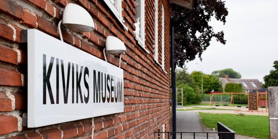 """""""Glada barn på Kivik"""" med aktiviteter bland annat på museet."""