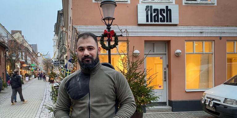Ny telefonbutik flyttar in i Flash-hörnan