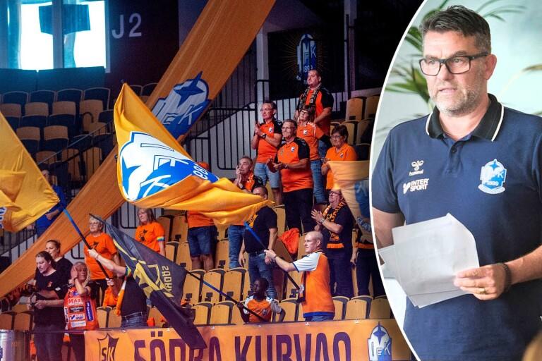 """Nödropet från IFK: """"Klarar bara fyra månader till"""""""