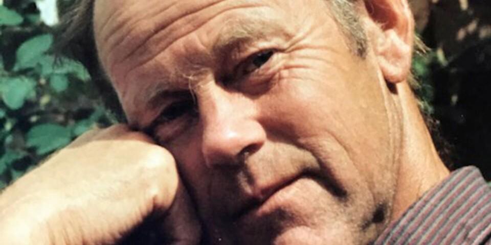 """Nils """"Nisse"""" Larsson blev 85 år."""