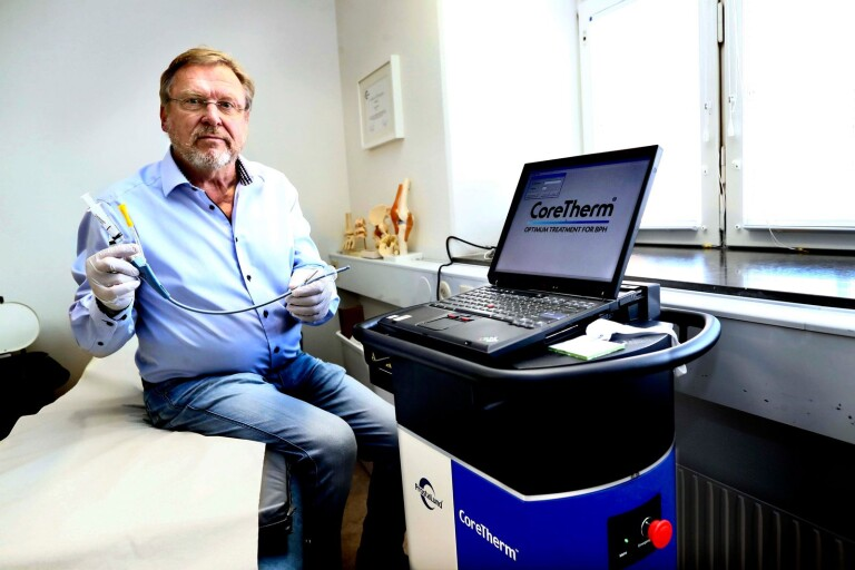 Mikrovågor kan hjälpa patienter