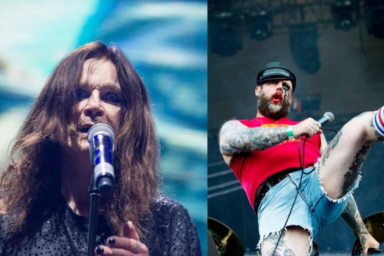 Ozzy Osbourne och Turbonegro är två akter som spelar på Sweden Rock på fredagen.