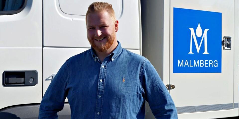 Malmberg Miljöhantering AB har en ny vd som heter Martin Jarl.